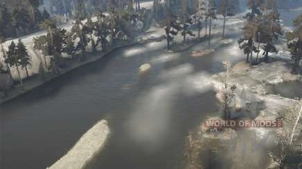 3-rapids für MudRunner