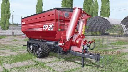 METALTECH PP 20 crawler pour Farming Simulator 2017