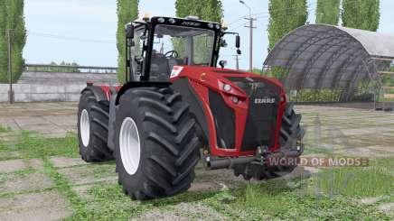 CLAAS Xerion 4500 Trac VC Red Design pour Farming Simulator 2017