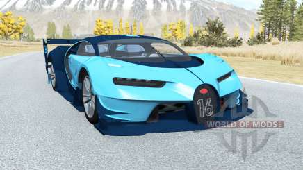 Bugatti Vision Gran Turismo 2015 pour BeamNG Drive