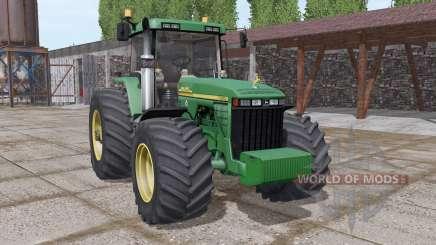 John Deere 8410 v3.0 für Farming Simulator 2017