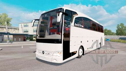 Mercedes-Benz Travego (O580) v5.5 für Euro Truck Simulator 2