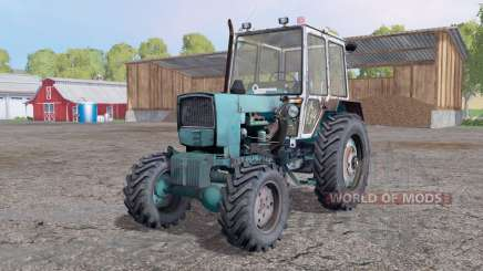 YUMZ 6КЛ Agroveka Groupe pour Farming Simulator 2015