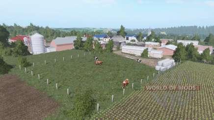 Mazury für Farming Simulator 2017