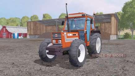 Fiat 65-90 DT pour Farming Simulator 2015