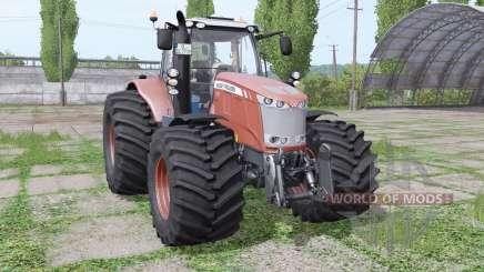 Massey Ferguson 7719 Dyna-6 Terra Tires v3.0 pour Farming Simulator 2017