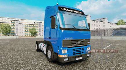 Volvo FH16 520 Globetrotter XL cab 1995 pour Euro Truck Simulator 2