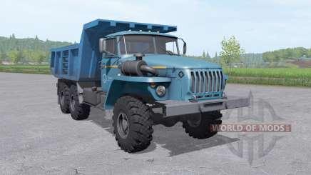 Ural 55571 für Farming Simulator 2017