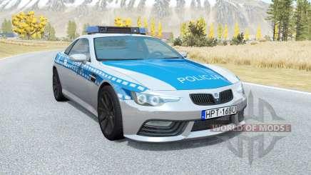 ETK K-Series Polska Policja v1.2 pour BeamNG Drive