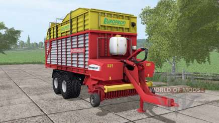 POTTINGER Europrofi 5000 pour Farming Simulator 2017
