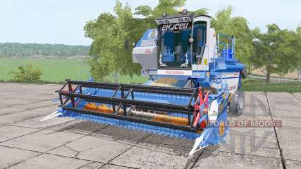 Enisey 1200 NM v1.1 pour Farming Simulator 2017