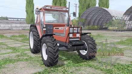 Fiatagri 90-90 DT v1.2.2.1 pour Farming Simulator 2017