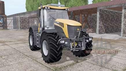 JCB Fastrac 3200 Xtra more realistic pour Farming Simulator 2017
