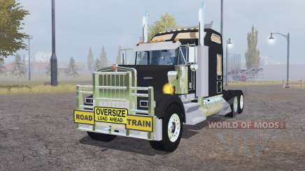 Kenworth W900 pour Farming Simulator 2013