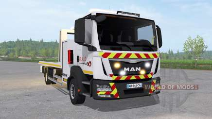 MAN TGM 15.290 abschleppwagen pour Farming Simulator 2017