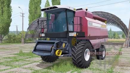 Palesse GS10 pour Farming Simulator 2017
