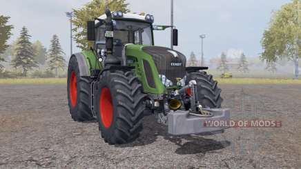 Fendt 936 Vario weight pour Farming Simulator 2013