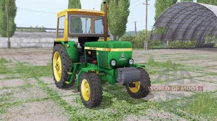 John Deere 1030 soft top pour Farming Simulator 2017
