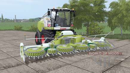 CLAAS Jaguar 860 pack für Farming Simulator 2017