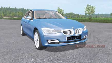 BMW 328i sedan (F30) 2012 pour Farming Simulator 2017