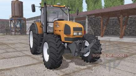 Renault Ares 836 RZ für Farming Simulator 2017