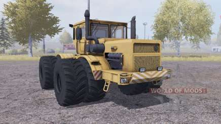 Kirovets K 700a variateur électronique à double roues pour Farming Simulator 2013