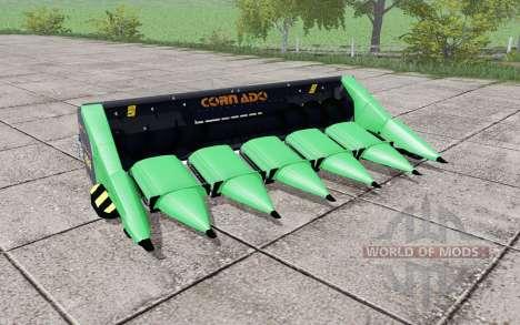 OROS Cornado 6734 pack pour Farming Simulator 2017