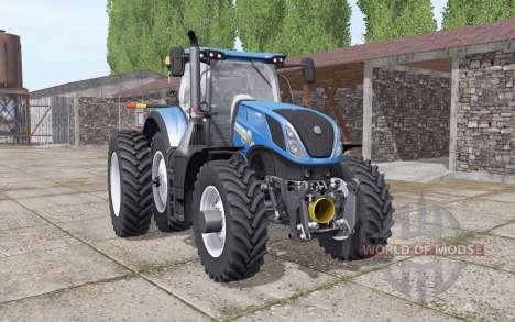 New Holland T7.290 Lourds pour Farming Simulator 2017