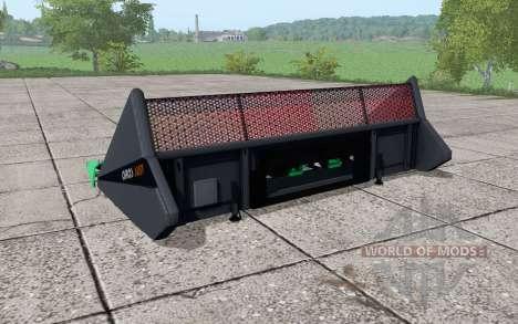OROS Sun 676 pack pour Farming Simulator 2017