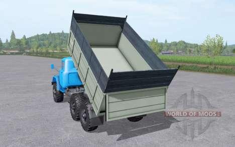 ZIL 131 camion pour Farming Simulator 2017