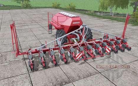 HORSCH Maestro 12.75 SW pour Farming Simulator 2017