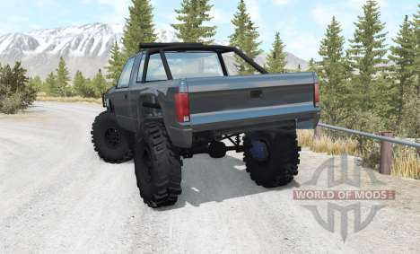 Gavril D-Series off-road v1.6 pour BeamNG Drive