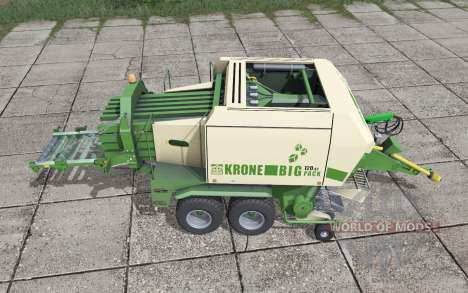 Krone BiG Pack 120-80 v2.2 pour Farming Simulator 2017