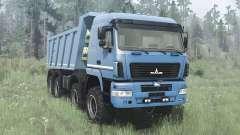 MAZ 8x8 6516В9 pour MudRunner