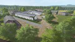 The Valley The Old Farm für Farming Simulator 2017