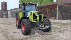 CLAAS Arion 550 pour Farming Simulator 2017