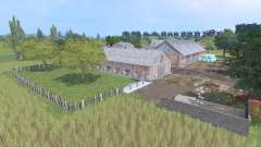 Roztocze pour Farming Simulator 2015