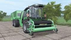 Krone BiG X 1100 cargo v3.0 pour Farming Simulator 2017