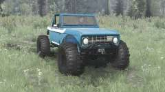 Ford Bronco crawler pour MudRunner