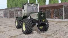 Mercedes-Benz Trac 1000 Intercooler neue felgen pour Farming Simulator 2017