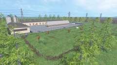 Sudhemmern v8.0 pour Farming Simulator 2015