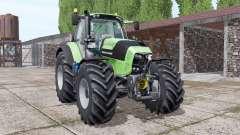 Deutz-Fahr Agrotron 7210 TTV IC functions v1.1.1 pour Farming Simulator 2017