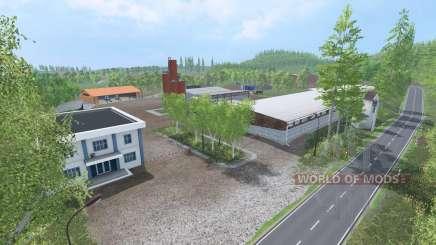 Vierherrenborn multifruit pour Farming Simulator 2015