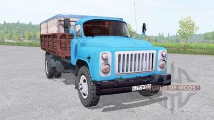GAZ 53 LKWs 4x2 für Farming Simulator 2017