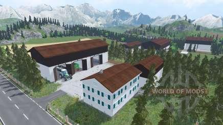 The Rocks v1.0.1 pour Farming Simulator 2015