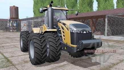 Challenger MT955E 1250hp pour Farming Simulator 2017