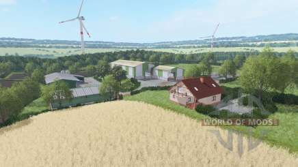 Campagne Xelmathienne v2.1 für Farming Simulator 2017