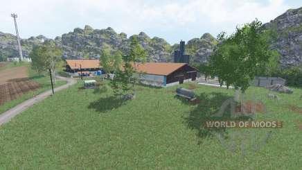 Somewhere in Bavaria v0.7 pour Farming Simulator 2015