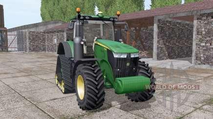 John Deere 7250R crawler v1.0.0.1 pour Farming Simulator 2017