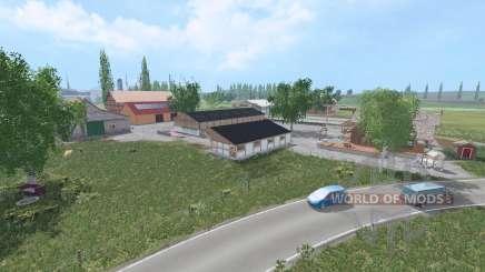 Holzhausen v1.4.1 pour Farming Simulator 2015